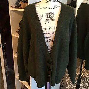 Stella McCartney Wool Cardigan Green 42 / 6